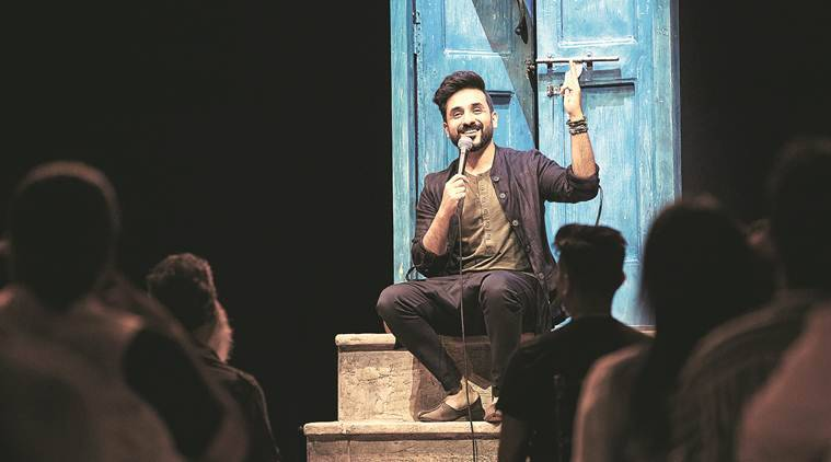Vir Das, Vir Das stand-up, vir das netflix stand-up, Stand-up comedy, vir das political comedy, indian express talk, indian express news