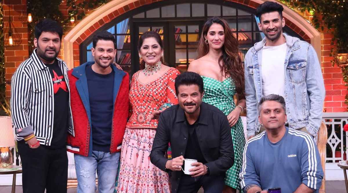 The Kapil Sharma Show Preview Malang Stars To Grace The Show Entertainment News The Indian Express