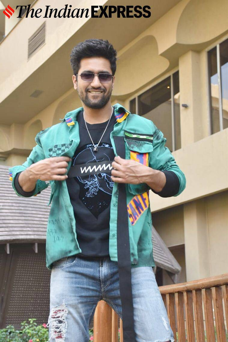 Vicky Kaushal, Vicky Kaushal new movie, Vicky Kaushal style, Vicky Kaushal fashion , Vicky Kaushal said ali khan, Vicky Kaushal bhoot, indian express news