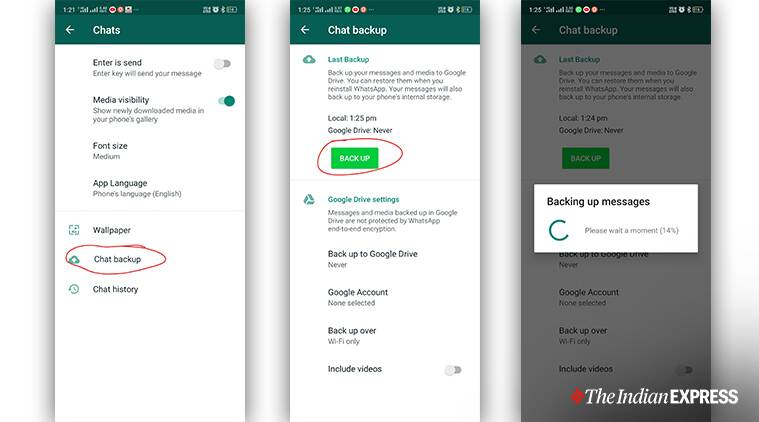 WhatsApp tips: How to transfer old WhatsApp chats to a new phone