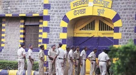Pune arrest, Yerawada jail gathering, Pune news, maharashtra news, indian express news