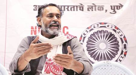 Constable's death in riots: Delhi Police chargesheet mentions Yogendra Yadav