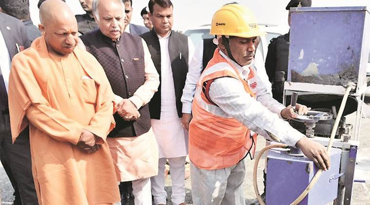 Yogi Adityanath, penalty against groundwater pollution, penalty for boring, lucknow news, uttar pradesh news, indian express news