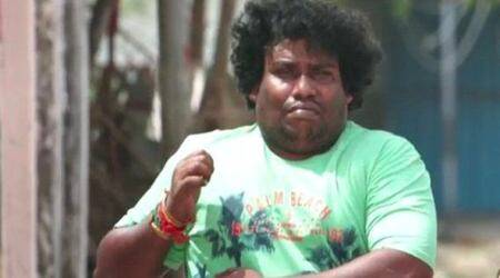 Yogi Babu in Ajith film