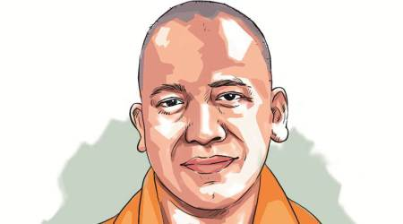 Yogi Adityanath, King George's Medical University Lucknow, Maa Sharda temple, Lucknow news, up news, indian express news