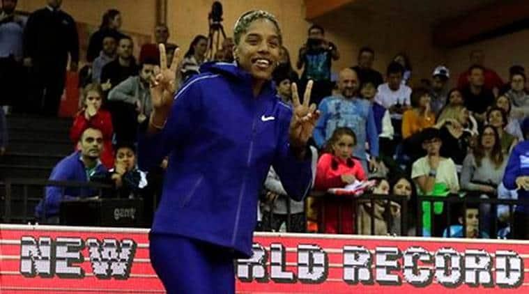 Yulimar Rojas, Yulimar Rojas world record, Yulimar Rojas indoor triple jump, Yulimar Rojas Venezuela, sports news