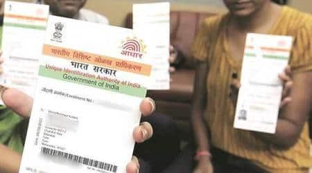 aadhaar, aadhaar port, public distribution system, aadhaar public distribution system, pds system, Indian express