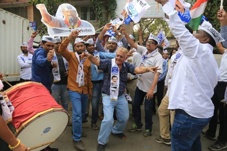 Delhi election results: Victory sealed, AAP gets back to work — 'Aap ne gazab kar diya'
