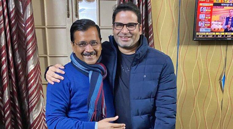 Thank you Delhi for protecting India's soul: Prashant Kishor tweets after AAP's win