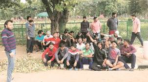 Scuffle inside Panjab University hostel