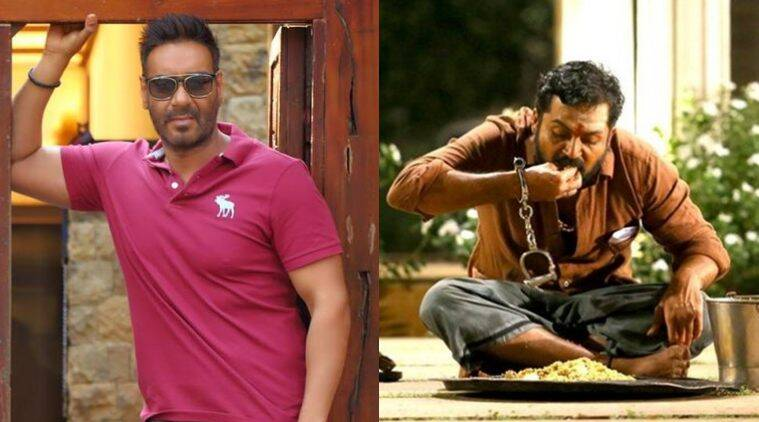 Ajay devgn to star in the hindi remake of kaithi