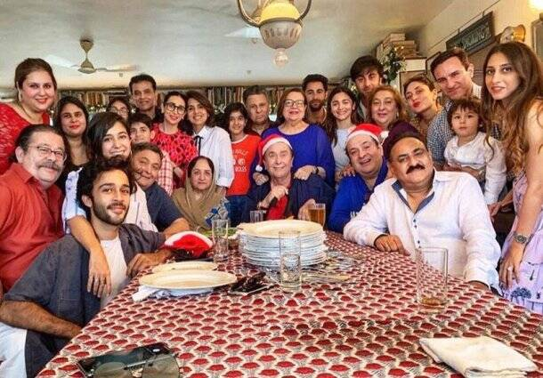 kapoor christmas lunch