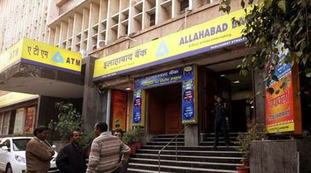 Allahabad Bank, Allahabad Bank loss, Allahabad Bank revenue, Allahabad Bank indian express