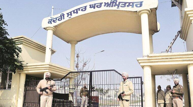 Three prisoners including rape accused escape from Amritsar Central Jail, 7 officials suspended