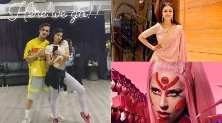 Celeb social media photos: Asim Riaz, Mouni Roy, Divyanka Tripathi and others