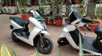 Ather 450 first impressions: For the quick city rides, at a cost