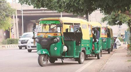 Gurgaon auto drivers get a week's time to install fare meters