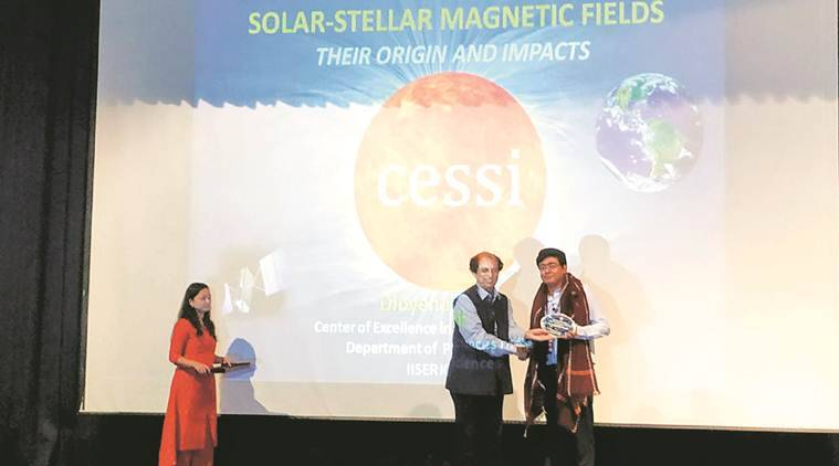 5th Asia Pacific Solar Physics Meeting: Prof Nandi gets Young Career Award