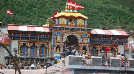 Portals of Badrinath thrown open