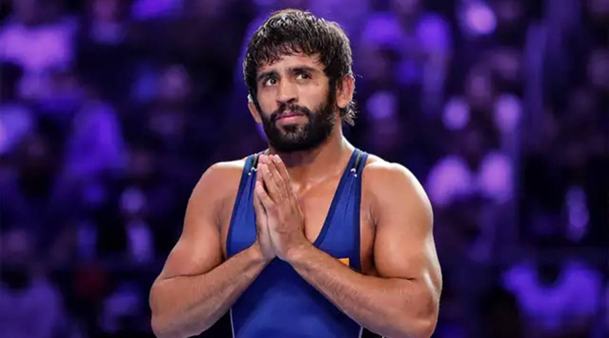 Bajrang Punia takes break from social media to focus on preparation for Tokyo Olympics