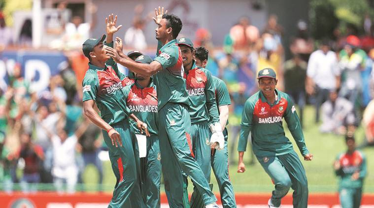 U-19 World Cup, U-19 World Cup final, India vs Bangladesh, Ind vs Ban, India vs Bangladesh U-19 World Cup final, U-19 World Cup final India vs Bangladesh, Cricket news, sports news, Indian Express