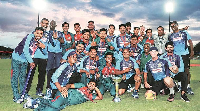 bangladesh under 19 world cup, india, bangladesh vs india world cup, bangladesh vs india u 19 world cup, cricket, cricket in india, indian express news