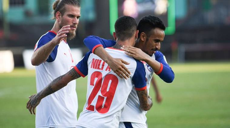 Bengaluru FC go down 1-2 to Maziya in AFC Cup play-off