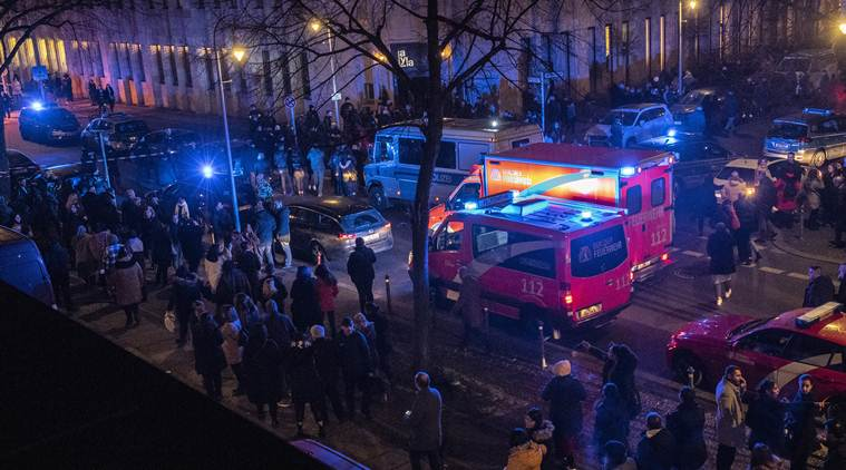 Shooting outside Berlin music venue: One dead, 4 injured