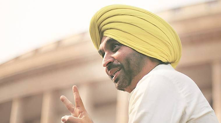 No official discussions with Sidhu over joining AAP: Bhagwant Mann