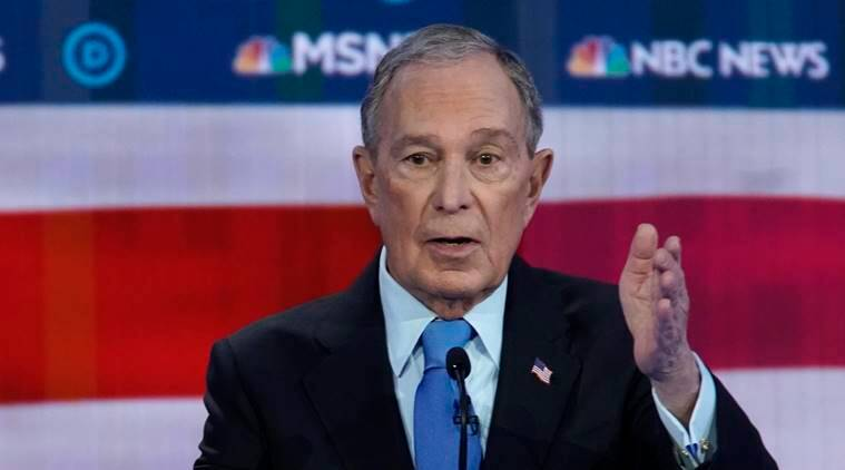At Democratic debate, Mike Bloomberg says India a bigger carbon emitter than China