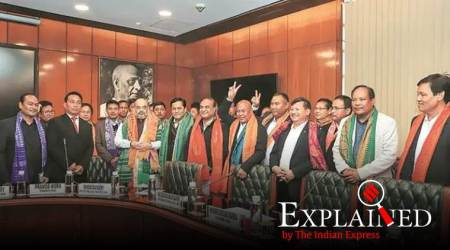 bodo peace accord, bodo accord, bodo language, assam pact, bodo outfits, Bodoland, centre signs pact with assam, assam news, indian express