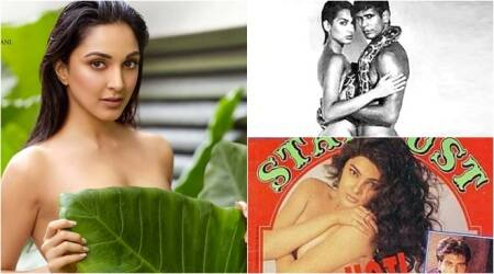 Bollywood's most controversial photoshoots