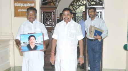 Tamil Nadu budget, Tamil Nadu budget 2020, O Pannerselvam, Edappadi K Pannerselvam, Tamil Nadu financial budget, AIADMK, TN budget, Indian Express News, Chennai News, Tamil Nadu budget news, Tamil Nadu, Chennai News