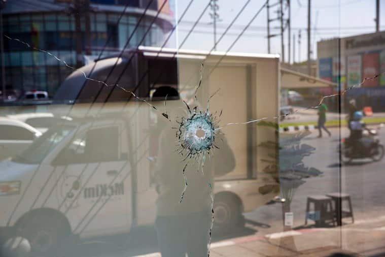 Thailand shooting, Thailand mall shooting, Thai mall shooting, Thailand gun laws, thailand mall shooter, thailand gun shooting