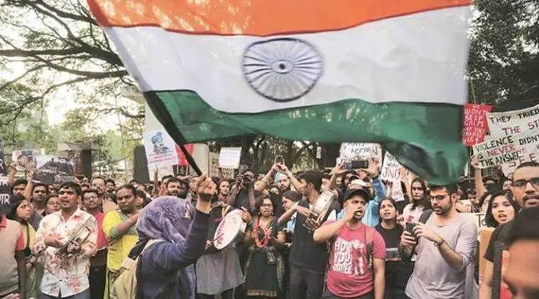 citizenship amendment act, caa protest, caa protest, poetic protest, poetic protest CAA, protest poetry, anti CAA protest, NRC protest, indian express news