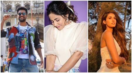 Celebrity social media photos: Vicky Kaushal, Hina Khan, Disha Patani and others