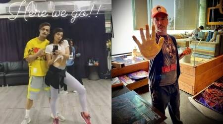 Celebrity social media photos: Robert Downey Jr, Mouni Roy, Akshay Kumar and others