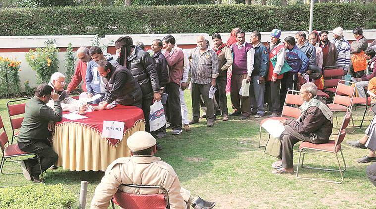 Panchkula: 62 street vendors allotted sites in Sector 19 after draw of lots