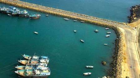 Chabahar-Zahedan, Chabahar port, chabahar zahedan, Mea, Ministry of external affairs, indian express