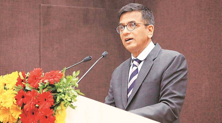 Justice Chandrachud, Justice Chandrachud on anti nationals, Justice Chandrachud constitution, Justice Chandrachud caa protests