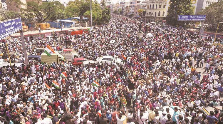 chennai, chennai anti-caa march, chennai anti-caa rally, chennai anti-caa protest, chennai protest rally, anti caa protest chennai new, Palaniswami CAA protests