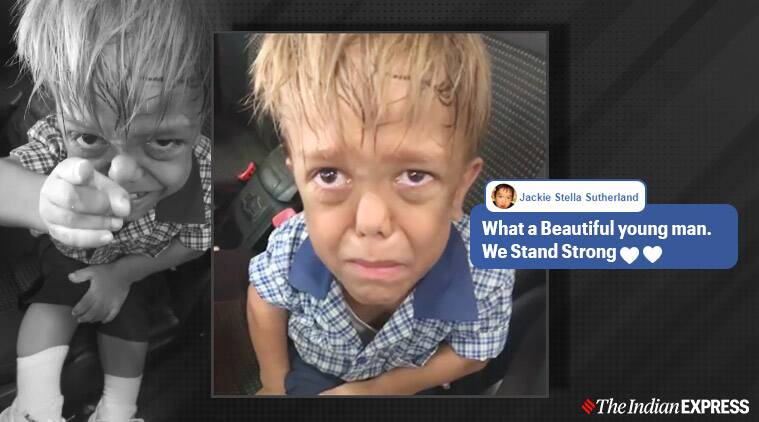 'I wish I could stab myself': Video of 9-year-old bullied for his height goes viral