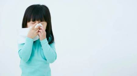 child, common cold, heart diseases, indian express news