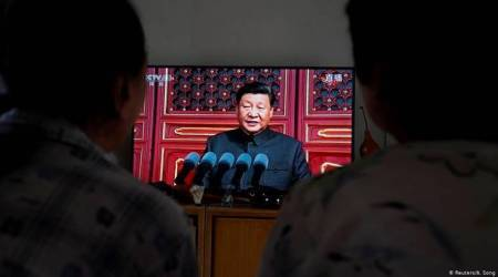 Chinese media in the united states, Chinese media propaganda, foreign media services in the United states, US state department, Xinhua news agency, United states China relations, US elections 2020, donald trump, US news, world news, indian express news