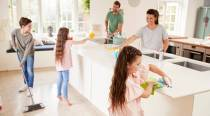 Why parents need to encourage children to do chores