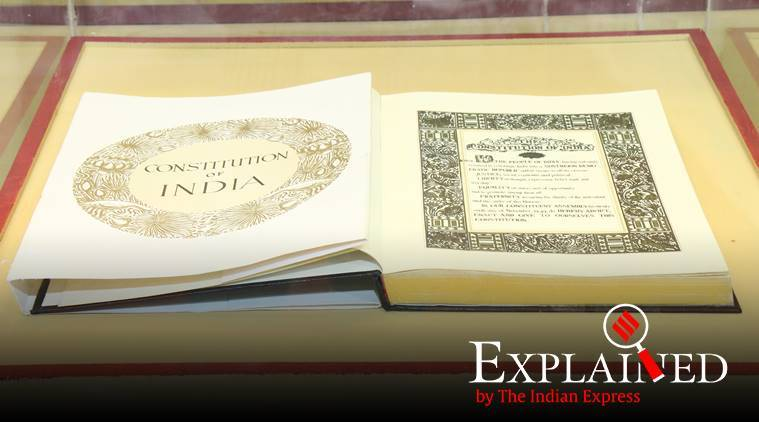Explained: What is the Ninth Schedule of the Constitution?