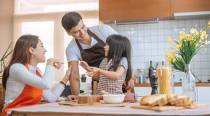 Parenthesis: Why you should cook with your child