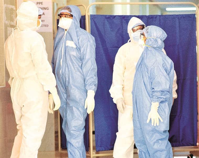 coronavirus, coronavirus india, kerala coronavirus cases, ncov 2019, nipah virus, nipah virus kerala, indian express news