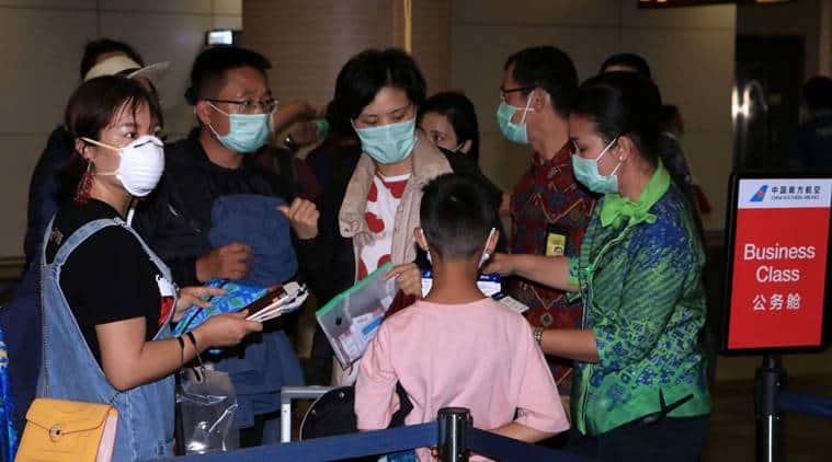 China Southern Airlines Guangzhou Gusti Ngurah Rai International Airport coronavirus