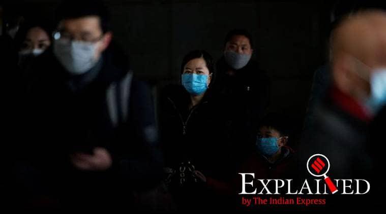 coronavirus outbreak, coronavirus china, coronavirus wuhan, 2019 n-Cov, coronavirus outbreak explained, express explained, indian express